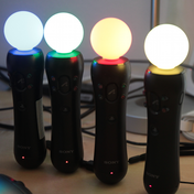 MoveOnPC - Supporting the PlayStation Move controller on the PC