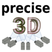 Innovative production workflow for precise 3D scene reconstruction